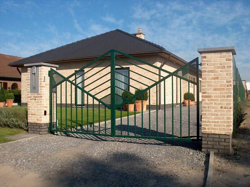 Allegro poort D-fence
