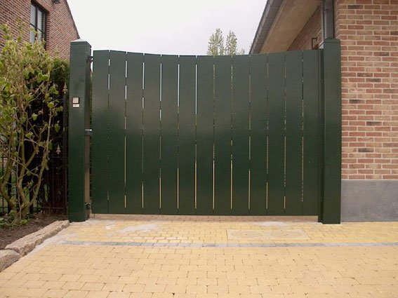 Ambassador poort D-fence