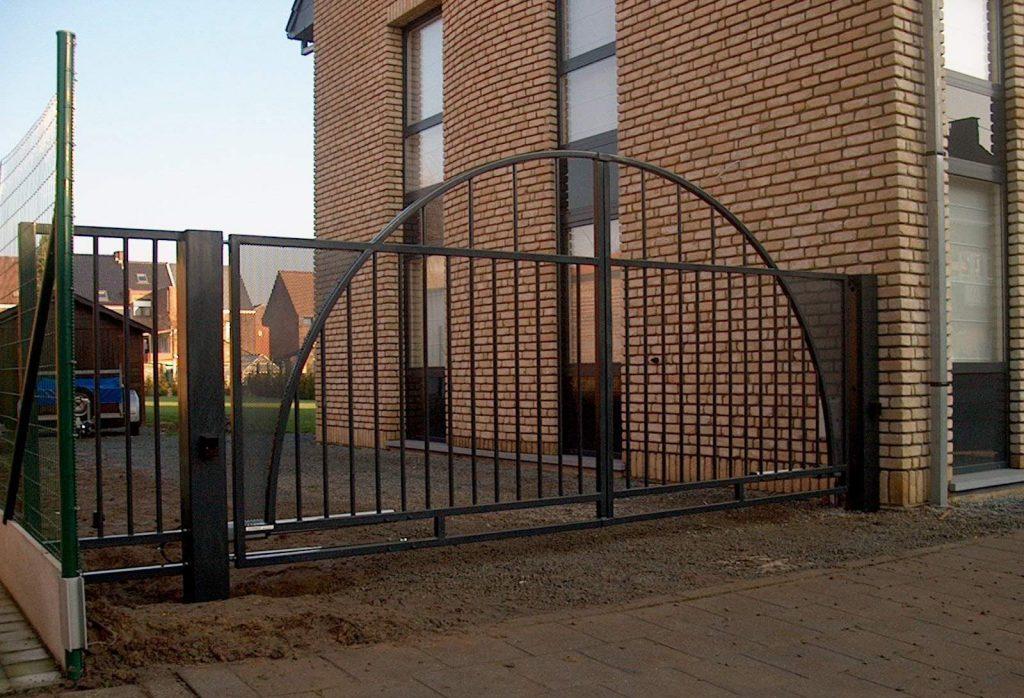 Arno poort D-fence