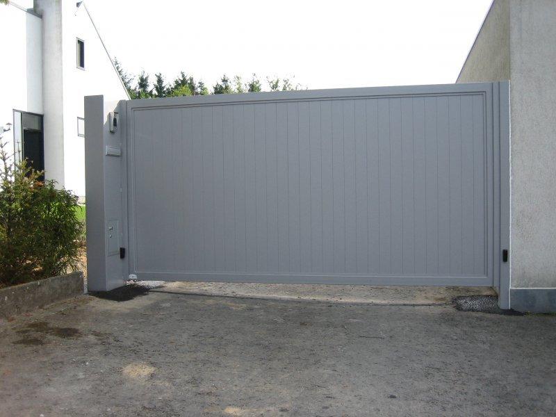 Enigma poort D-fence