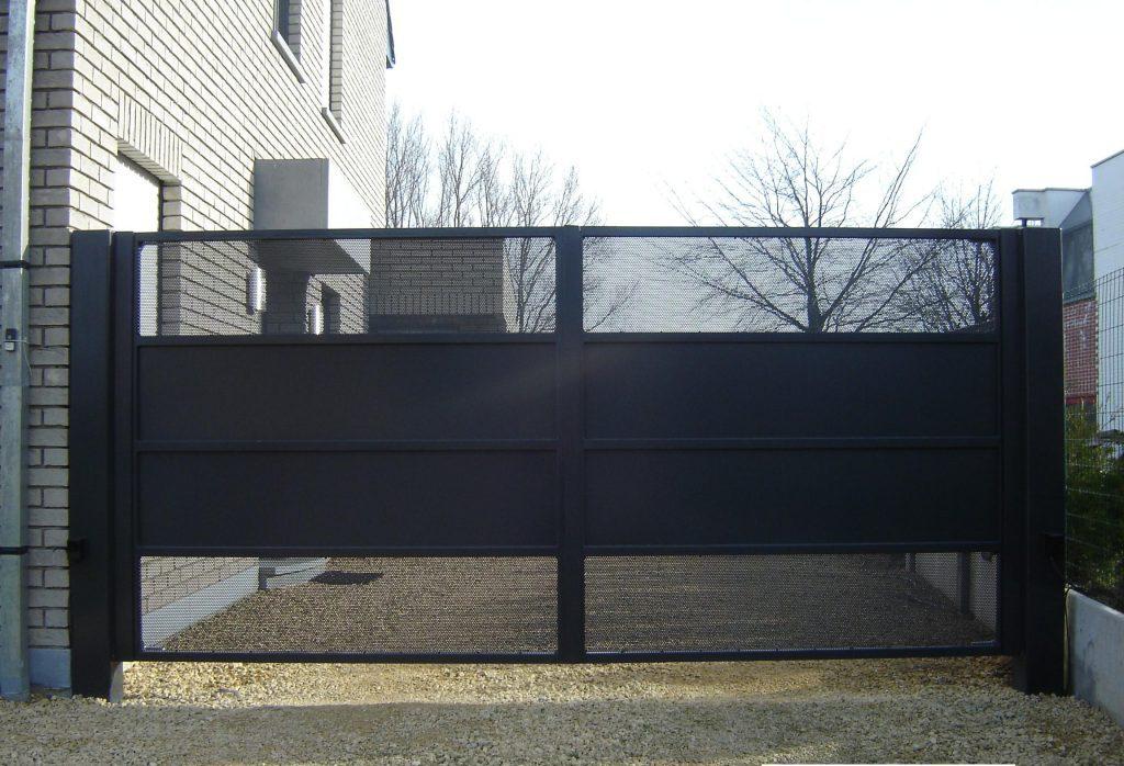 Kwalu Combi poort D-fence