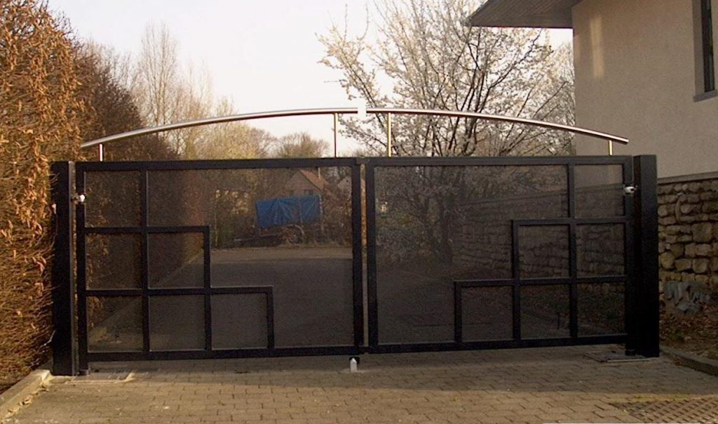 Kwai Magic poort D-fence