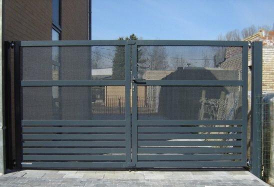 Kwaifiddich poort D-fence