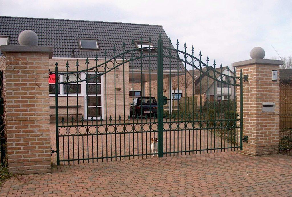 Napoleon poort D-fence