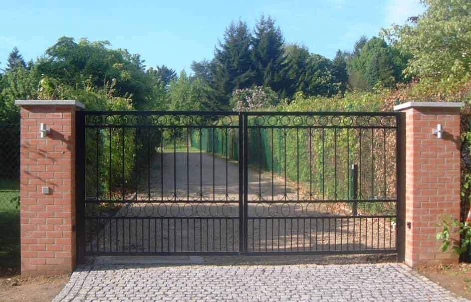 Tervuren poort D-fence