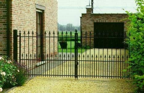 Vienne poort D-fence