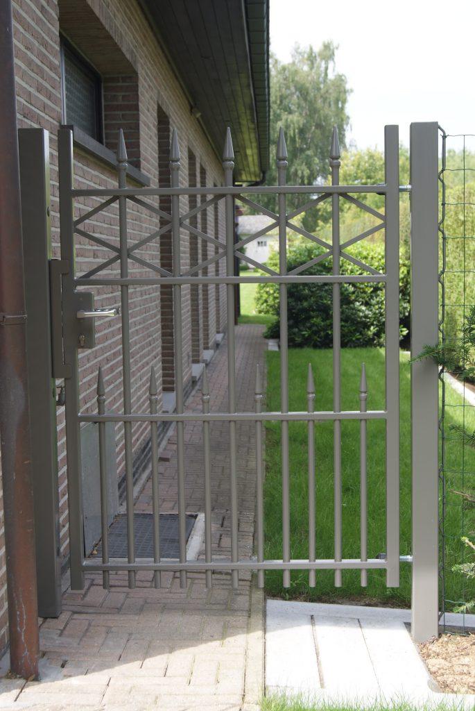 Frank poort D-fence