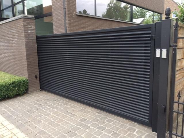 Obelix poort D-fence