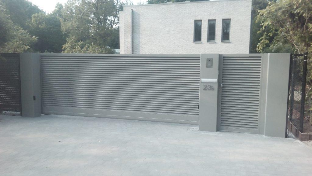 Astrix poort D-fence