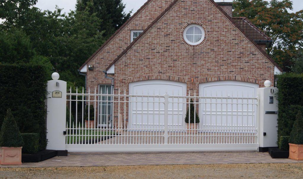 Baron poort D-fence