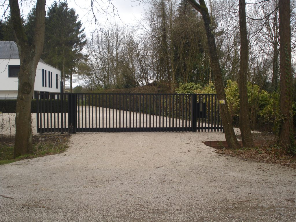 Errera poort D-fence