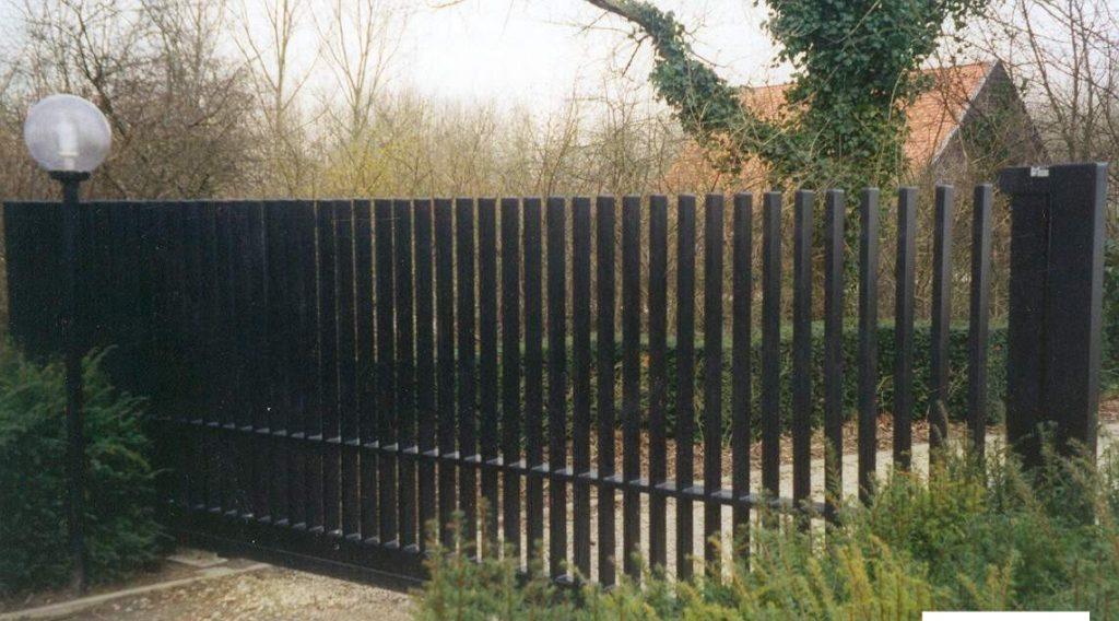 Future poort D-fence