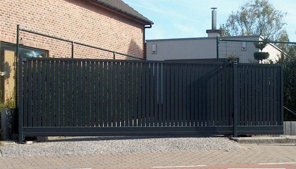 Hugo poort D-fence