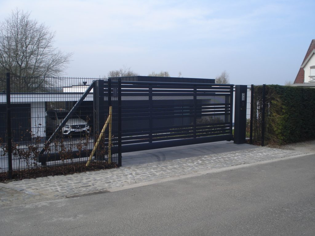 Kwaifiddich poort D-fence