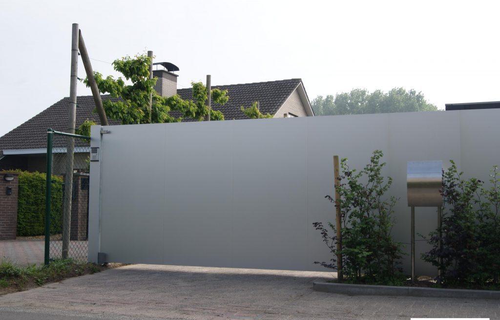 Metropole poort D-fence
