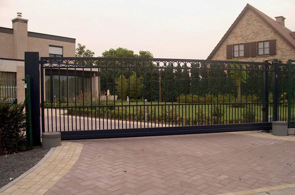 Veluwe poort D-fence