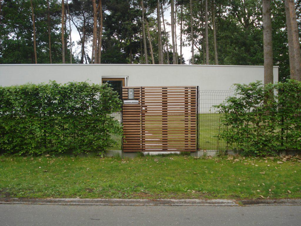 Forest Martens poort D-fence