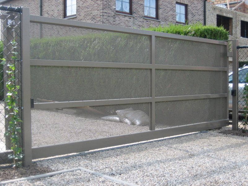 Kwai perfo poort D-fence