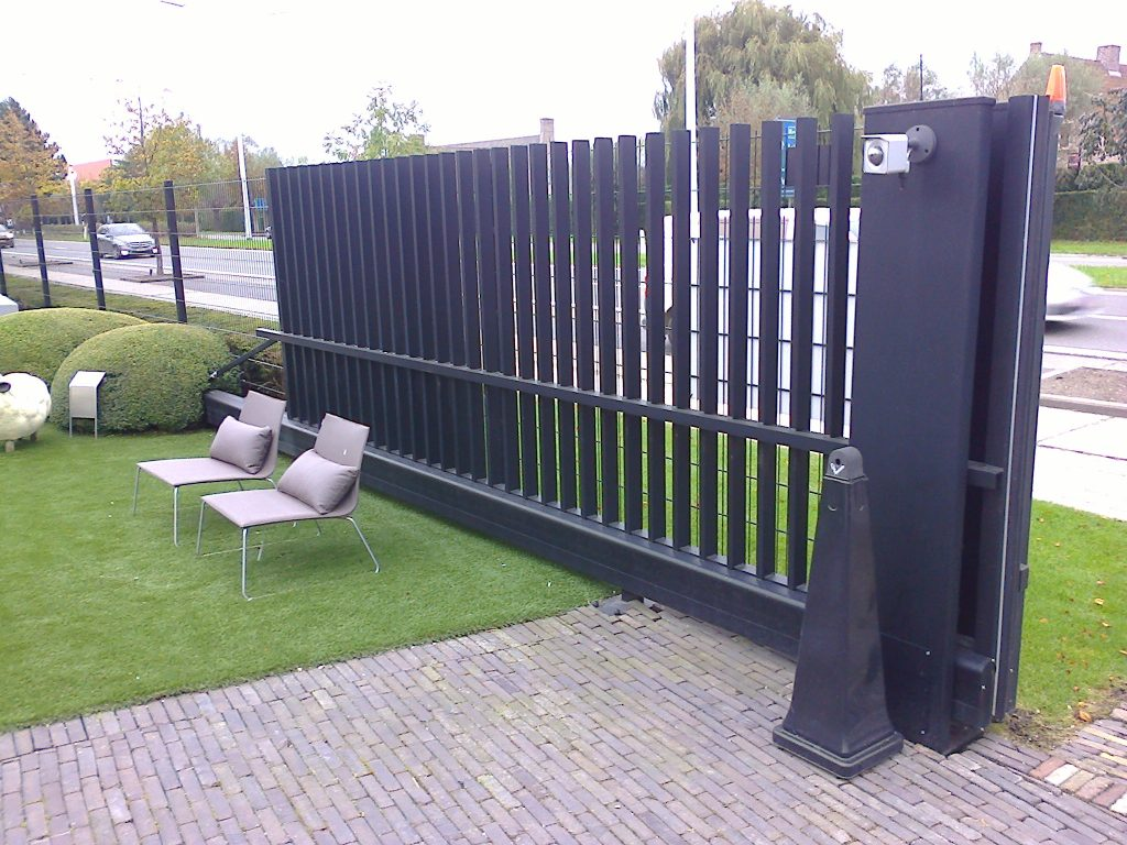 Future poort D-fence