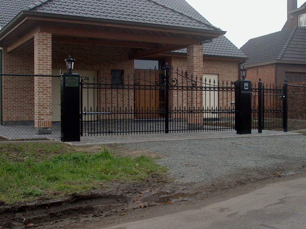 Brenta poort D-fence