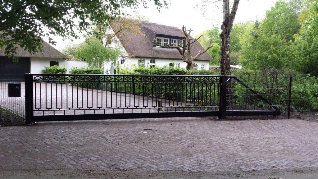 Danenberg poort D-fence