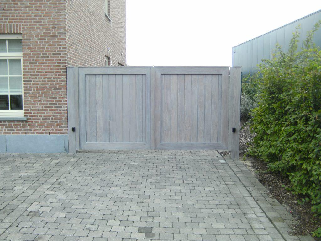 Forest Oudenaarde poort D-fence